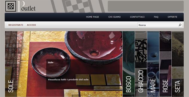 Pecchioli Outlet - Web Agency Firenze realizzazione siti internet ...